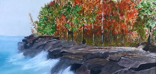 Yvette Fleming Watercolors